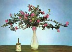 Arrangements Using Flowering Shrubs And Fruit Blossom