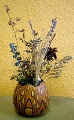 Containers For Dried Flower Arrangements