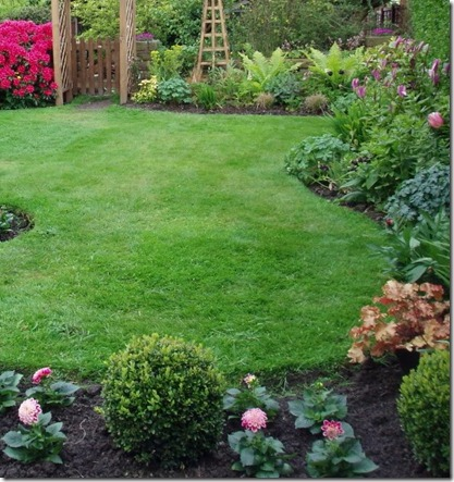 Making Borders for hardy perennials