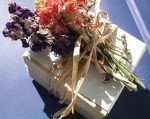Packing And Transporting Dried Flowers