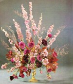 Using Grasses In Dried Flower Arrangements