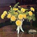 Yellow Arrangements Of Flowers