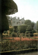 Levens Hall Garden Cumbria